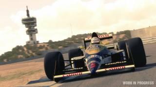 1988 Williams-Judd FW12