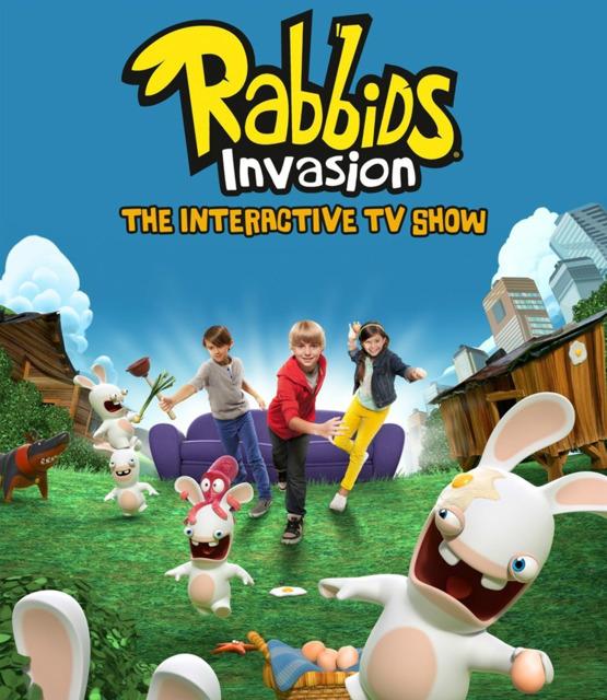 Rabbids Invasion: The Interactive TV Show