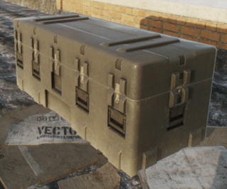 Weapon Crates