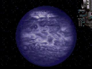 The planet Darius, as seen in Darius Gaiden