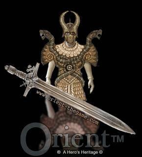 Orient: A Hero's Heritage
