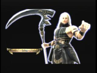 Kurou Daijuuji (a custom character by my friend Shadou)