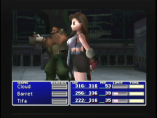 Final Fantasy VII eventually spawned a series of compilation projects.