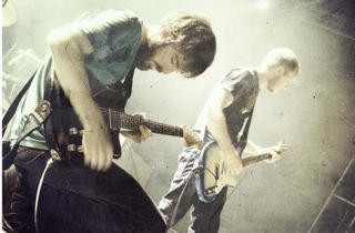 Explosions in the Sky live.