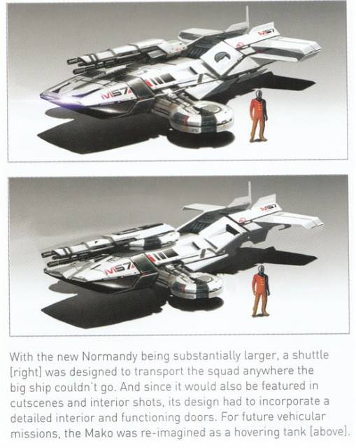 The DLC Hammerhead vehicle, hoped to improve upon the Mako