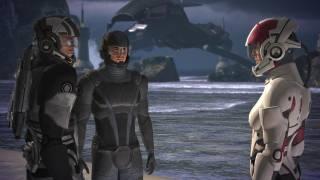 Shepard, Kaidan, Ashley
