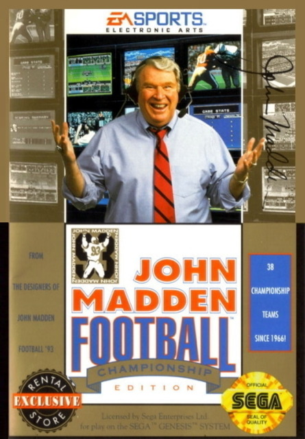 John Madden Football: Championship Edition