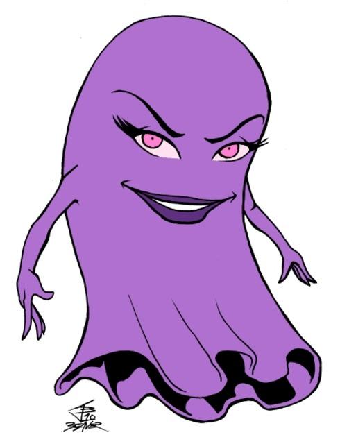 The violet version of Sue.