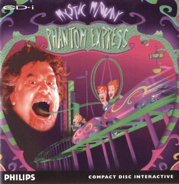 Mystic Midway: Phantom Express