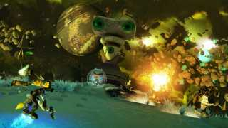 Gameplay from the newest game, A Crack in Time.