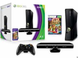 4GB Kinect Bundle