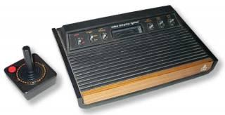 Atari VCS (aka Atari 2600)