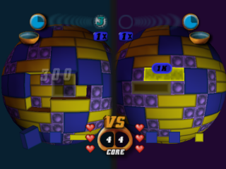 Tetrisphere Multi-Player