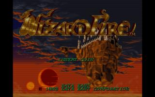 Wizard Fire