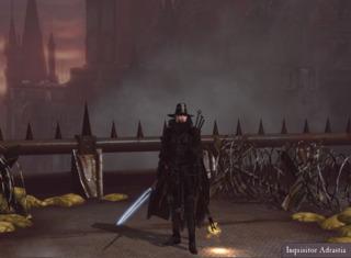 Ordo Herecticus Inquisitor Adrastia