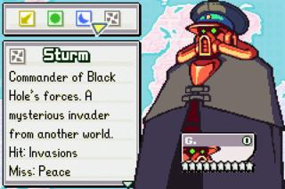 Sturm Loves Invasions