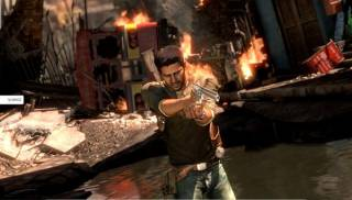 Drake in Uncharted 2