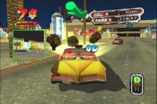 Crazy Taxi 3.