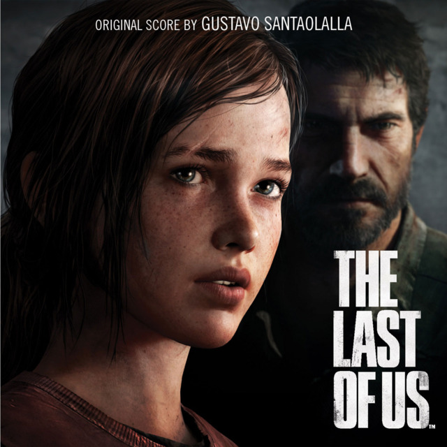 The Front Cover of The Last of Us Official Soundtrack