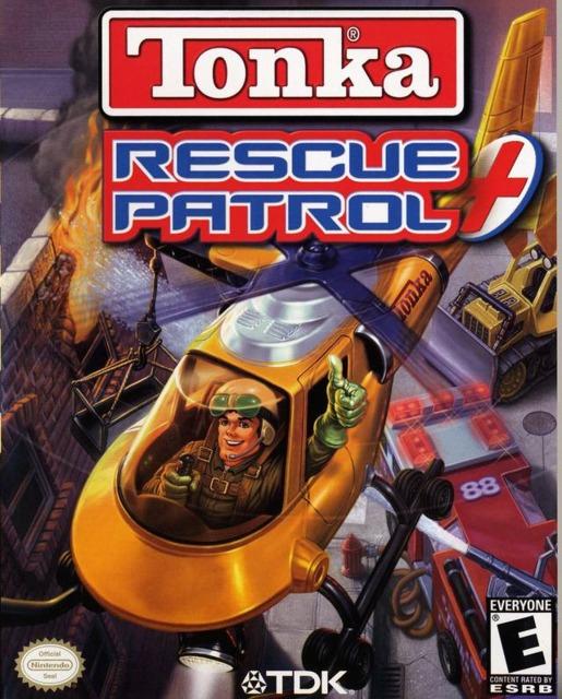 Tonka: Rescue Patrol