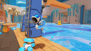 Quick Look: The Cooling Springs of Astro's Playroom