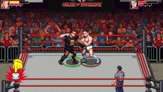 Quick Look: RetroMania Wrestling