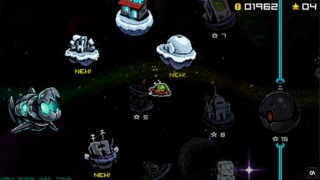 The Galaxy Map / Level Select