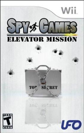 Spy Games: Elevator Mission