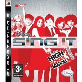 Disney Sing It! - High School Musical 3: Senior Year