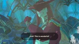So did Breath of the Wild. GOTY will be interesting this year.