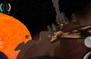 The first game on Fig is Outer Wilds, a trippy space exploration and, uh, camping game. It's pretty dope.