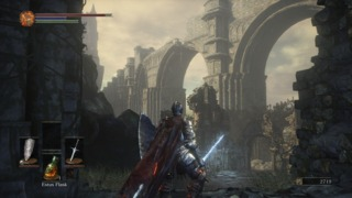 Dark Souls III offers a return to the interconnected world that was such a distinctive element of the first Dark Souls.