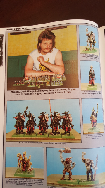 Warhammer Armies, Third Edition [Never forget, the 80s really happened. -Austin]