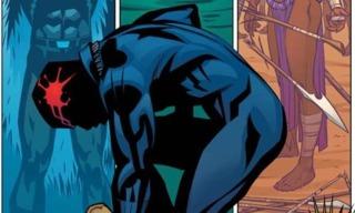 Ta-Nehisi Coates, Brian Stelfreeze, and Laura Martin's Black Panther.