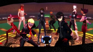 A cool, flawed group of friends that'll stand with you to the end (except Akechi fuck him)
