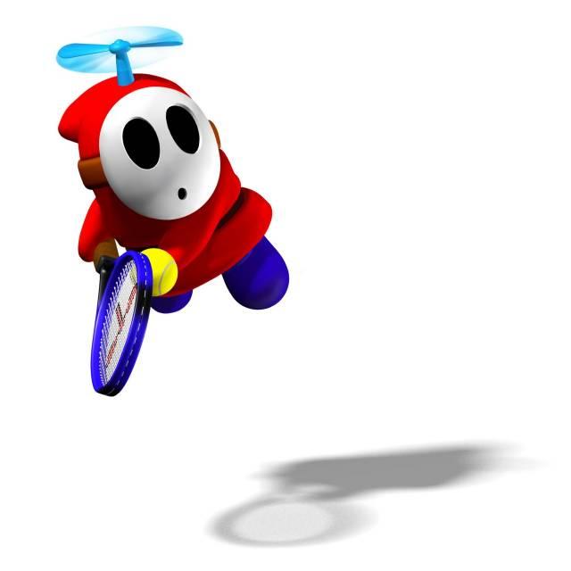 Fly Guy in Mario Power Tennis