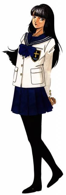 Yumiko in Megami Tensei.