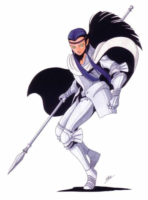 Original design from Shin Megami Tensei.