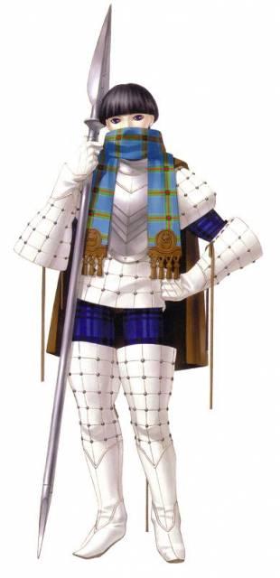 Setanta in Shin Megami Tensei: Nocturne.