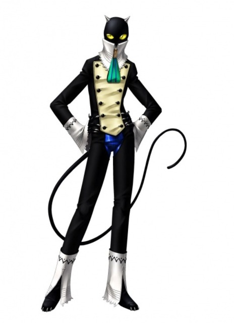 Helios in Persona 2: EP