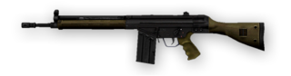 G3, as it appears in Bad Company 2