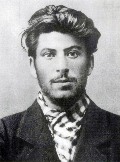 Stalin, around 1902