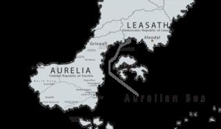 Leasath and Aurelia