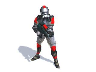 The Future Force Warrior
