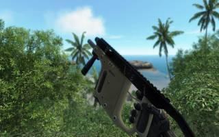 TDI Vector Mod in Crysis