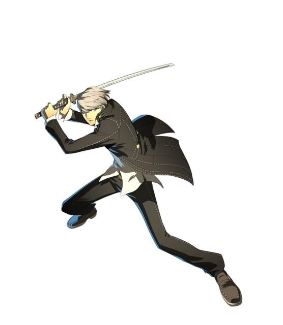 Persona 4 Arena art