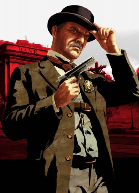 Agent Edgar Ross