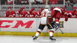 NHL 12 New full contact physics