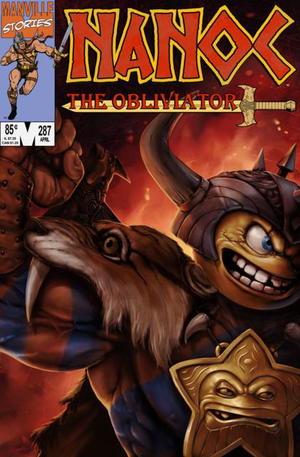 Fantasy: Nanoc The Obliviator
