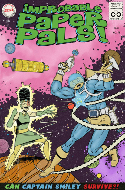 Silver Age: The Improbable Paper Pals